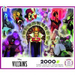DISNEY -  VILLAINS (2000 PIECES)