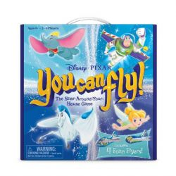 DISNEY -  YOU CAN FLY (ENGLISH)