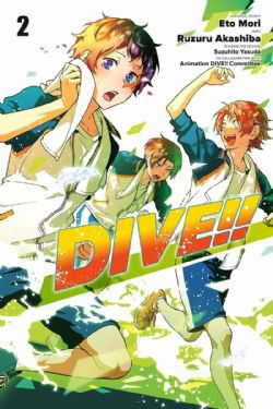 DIVE!! -  (ENGLISH V.) 02