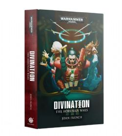 DIVINATION (HARDCOVER) (ENGLISH) -  THE HORUSIAN WARS
