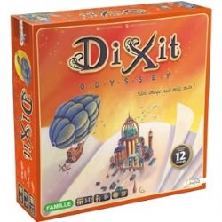 DIXIT -  ODYSSEY - BASE GAME (MULTILINGUAL)