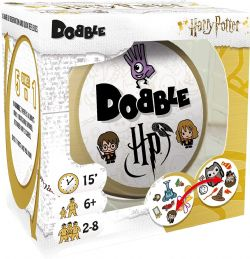 DOBBLE -  SPOT IT! - HARRY POTTER (BILINGUAL)