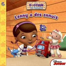 DOC MCSTUFFINS -  LENNY À DES ENNUIS -  DISNEY JUNIOR