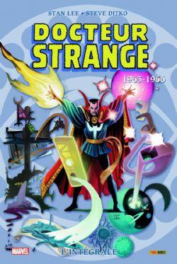DOCTEUR STRANGE -  INTÉGRALE 1963 - 1966 (NOUVELLE ÉDITION)