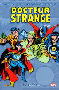 DOCTOR STRANGE -  INTÉGRALE 1975 - 1977