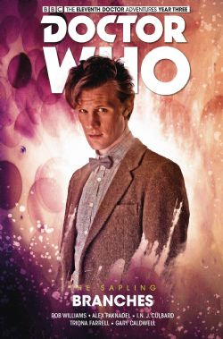 DOCTOR WHO -  BRANCHES TP -  DOCTOR WHO 11TH SAPLING 03