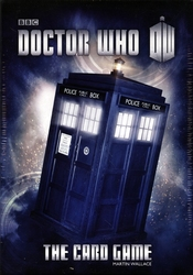 DOCTOR WHO -  DOCTOR WHO - THE CARD GAME (ENGLISH)