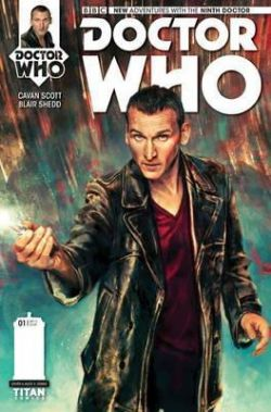 DOCTOR WHO -  DOCTORMANIA TP -  DOCTOR WHO 9TH 01