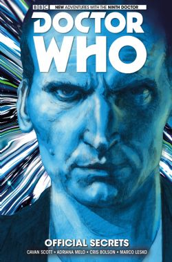 DOCTOR WHO -  OFFICIAL SECRETS TP -  DOCTOR WHO 9TH 03