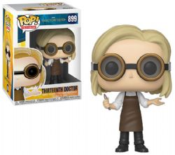 DOCTOR WHO -  POP! VINYL FIGURE OF THE THIRTEENTH DOCTOR WITH GOOGLES (4 INCH) 899