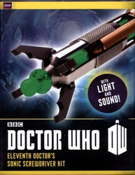 DOCTOR WHO -  SCREWDRIVER KIT WITH LIGHT AND SOUND