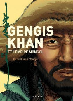 DOCU BD -  GENGIS KHAN ET L'EMPIRE MONGOL: DE LA CHINE À L'EUROPE