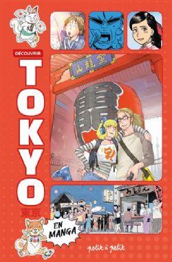 DOCU BD -  GUIDE DE TOKYO EN MANGA