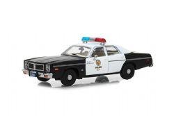 DODGE -  1977 THE TERMINATOR DODGE MONACO POLICE 1/43 (LIMITED EDITION) -  TERMINATOR, THE