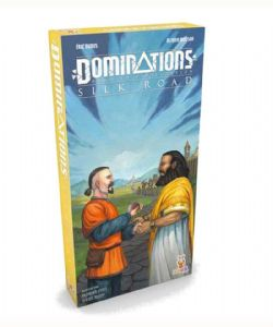 DOMINATIONS: ROAD TO CIVILIZATION -  SILK ROAD (FRENCH)
