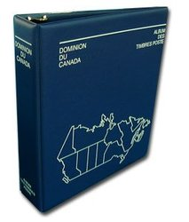 DOMINION -  CANADA DOMINION EMPTY BINDER