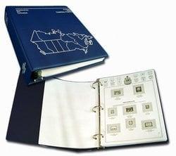 DOMINION -  FRENCH CWS DOMINION CANADA ALBUM VOL.1 (1851 TO 1980)