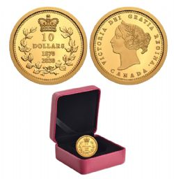 DOMINION OF CANADA -  2020 CANADIAN COINS