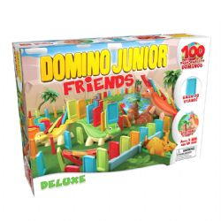 DOMINO JUNIOR -  FRIENDS (MULTILINGUAL)