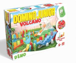 DOMINO JUNIOR -  VOLCANO (MULTILINGUAL)