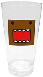 DOMO-KUN -  DOMO SQUARE UP PINT GLASS