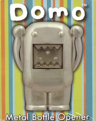 DOMO-KUN -  METAL BOTTLE OPENER