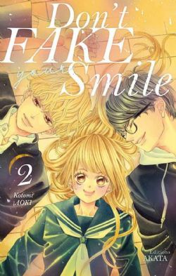 DON'T FAKE YOUR SMILE -  (FRENCH V.) 02