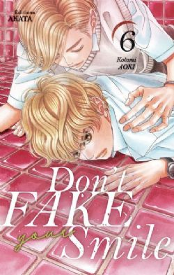 DON'T FAKE YOUR SMILE -  (FRENCH V.) 06