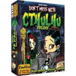 DON'T MESS WITH CTHULHU -  DELUXE (ENGLISH)