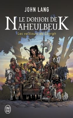 DONJON DE NAHEULBEUK -  LES VEILLEURS DE GLARGH (POCKET FORMAT) 05