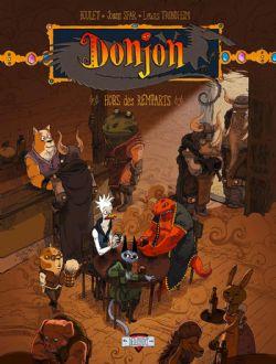 DONJON -  HORS DES REMPARTS -  ZÉNITH 07