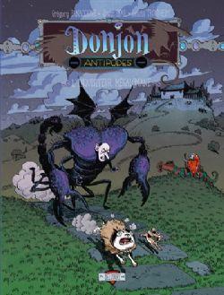 DONJON -  L'INQUISITEUR MÉGALOMANE -  ANTIPODES -9999