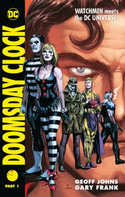 DOOMSDAY CLOCK -  PART 1 HC 01