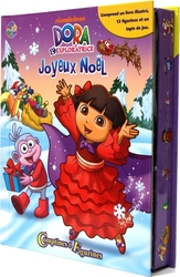 DORA THE EXPLORER -  COMPTINES ET FIGURINES