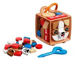 DOTS -  BAG TAG DOG (84 PIECES) 41927