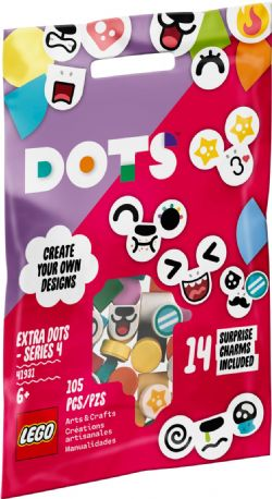 DOTS -  EXTRA DOTS - SERIES 4 (105 PIECES) 41931