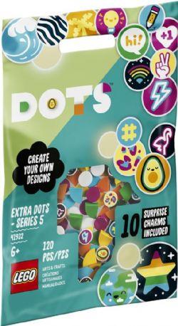 DOTS -  EXTRA DOTS - SERIES 5 (120 PIECES) 41932