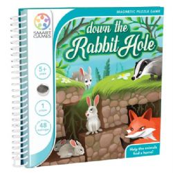 DOWN THE RABBIT HOLE (MULTILINGUAL)