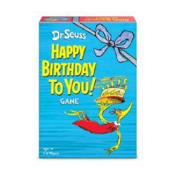 DR SEUSS -  HAPPY BIRTHDAY TO YOU (ENGLISH)