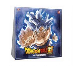 DRAGON BALL -  2020 CALENDAR (12 MONTHS) -  DRAGON BALL SUPER
