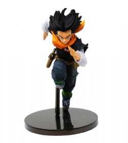 DRAGON BALL -  ANDROID 17 FIGURE (6 3/4INCHES) -  DRAGON BALL Z BWFC V3