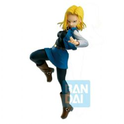 DRAGON BALL -  ANDROID 18 FIGURE (6.6INCHES) -  DRAGON BALL FIGHTERZ