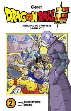 DRAGON BALL -  ANNONCE DE L'UNIVERS GAGNANT !! -  DRAGON BALL SUPER 02