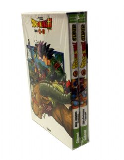 DRAGON BALL -  COFFRET (TOMES 05 ET 06) (FRENCH V.) -  DRAGON BALL SUPER