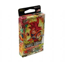 DRAGON BALL -  DRAGON BALL EXPANSION SET - SAIYAN SURGE (P12/B3)