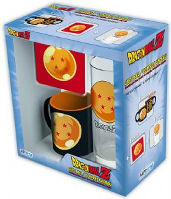 DRAGON BALL -  DRINKWARE GIFT SET (3 PIECES)