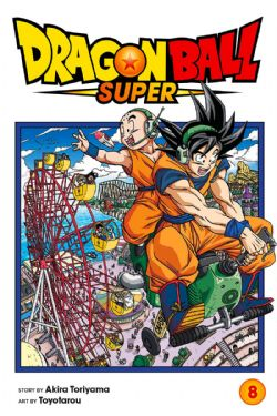 DRAGON BALL -  (ENGLISH V.) -  DRAGON BALL SUPER 08