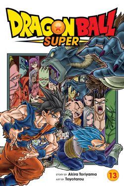 DRAGON BALL -  (ENGLISH V.) -  DRAGON BALL SUPER 13