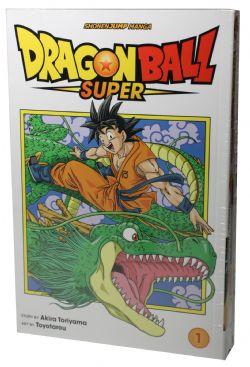 DRAGON BALL -  (ENGLISH V.) BOOK 01 AND 03 USED BOOK -  DRAGON BALL SUPER