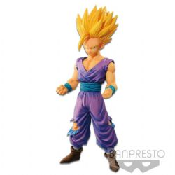 DRAGON BALL -  FIGURE - RESOLUTION OF SOLDIERS 20CM -  SON GOHAN